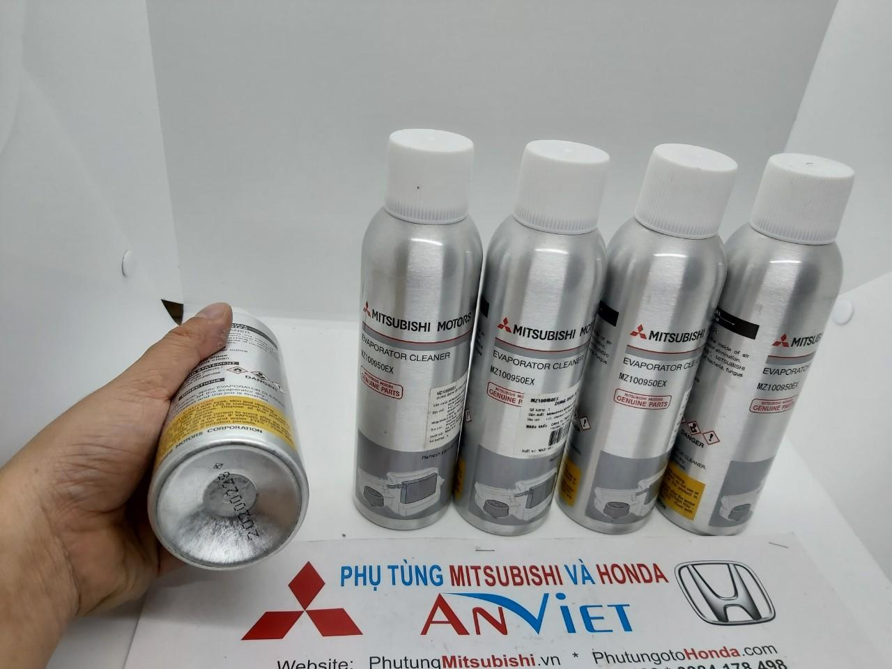 Dung dịch vệ sinh Mitsubishi Evaporator Cleaner